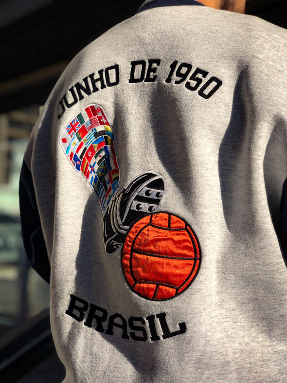 Crewneck adidas vintage world cup 1950
