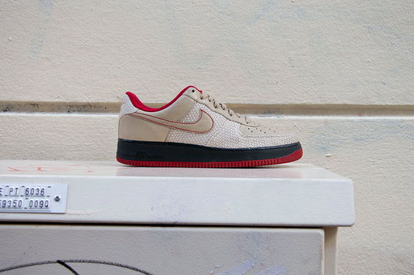 Nike Air Force 1 Low Premium China (2007)