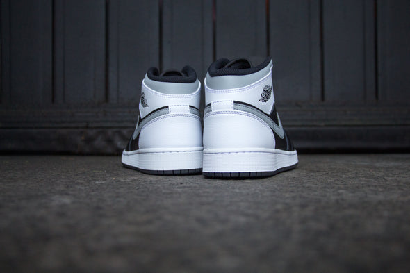 "Air Jordan 1 Mid  ""White Smoke"""