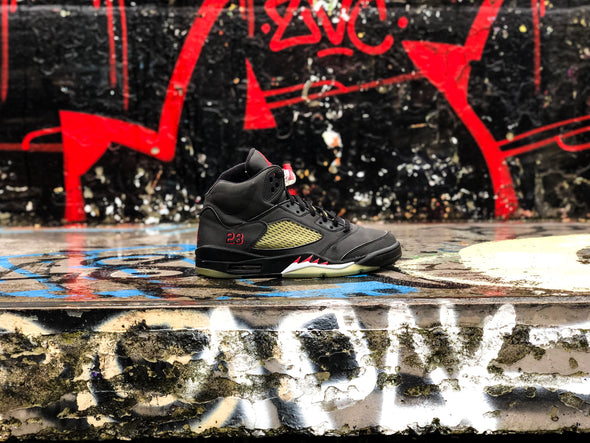 Nike Air Jordan 5 retro Raging Bull 3M