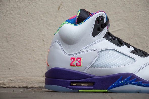 "Air Jordan 5 Alternate ""Bel Air"""
