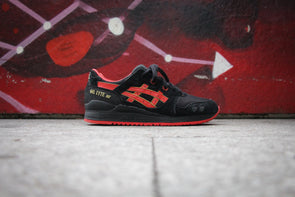 "Asics Gel Lyte III ""Love & Hate"""