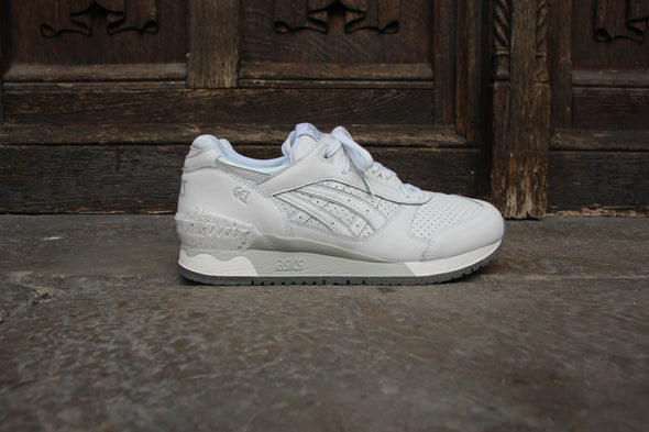 "Asics Gel respector Leather Perf White""Pack"""