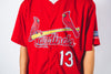 "Cardinals Jersey Baseball ""Carpenter"""