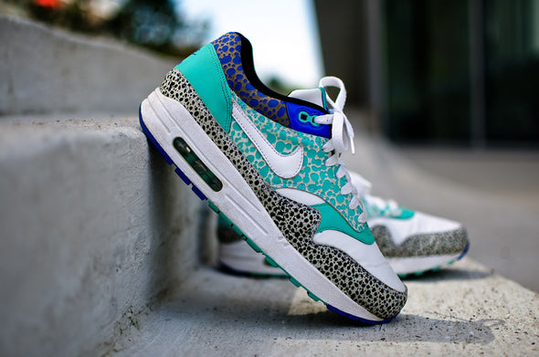 "Nike Air Max 1 Safari Mint"" 2009"""