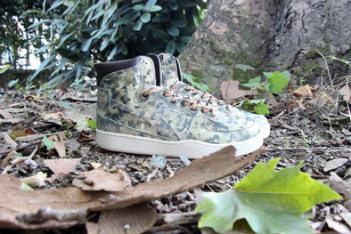 "Diadora Mi Basket Foliage"" Pack"""