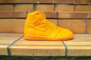 "Gatorade X Air Jordan 1 High ""Orange Peel"""