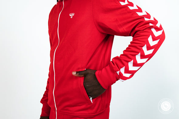 Hummel Hive Jacket Red