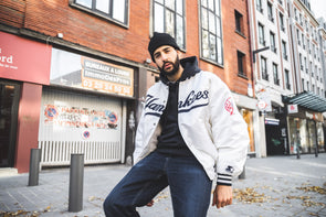 Starter Jacket Vintage New York Yankees