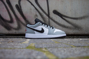 "Air Jordan 1 Low ""Light Smoke Grey"""