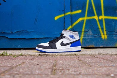 "Air Jordan 1 Mid Union SE ""Royal"""