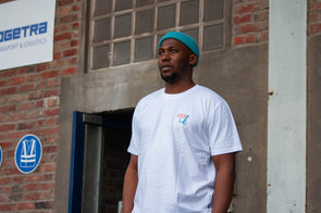 "Karhu x R.collection T-shirt ""Catch of the day"""