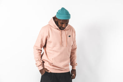 Karhu Hoodie Air Cushion Misty Rose