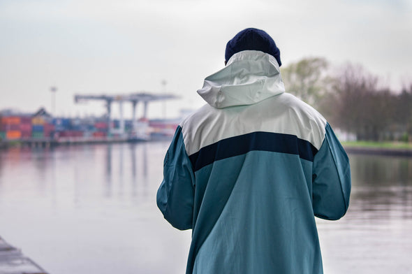 "Karhu x R.collection Classic Anorak ""Catch of the Day"""