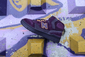 "New Balance X Packer Shoes 740 ""James Worthy"""