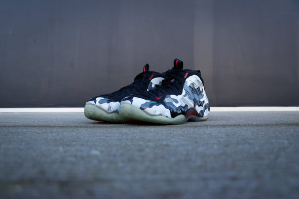 "Nike AIR FOAMPOSITE ONE PRM ""FIGHTER JET"""