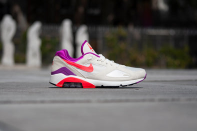 Air Max 180 QS 'Laser Crimson'