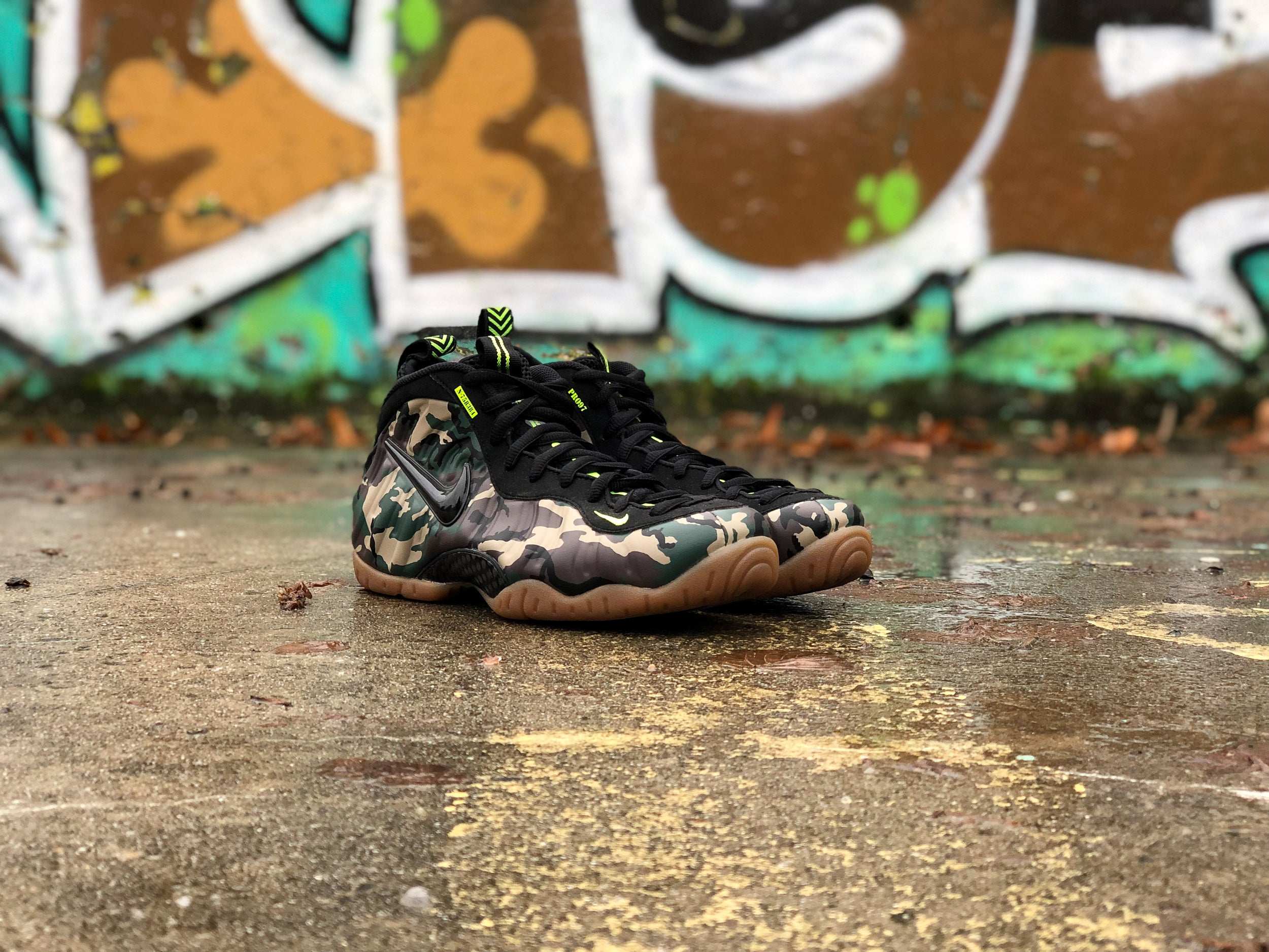 wholesale dealer 3c255 f3135 Nike Air Foamposite Pro PRM LE