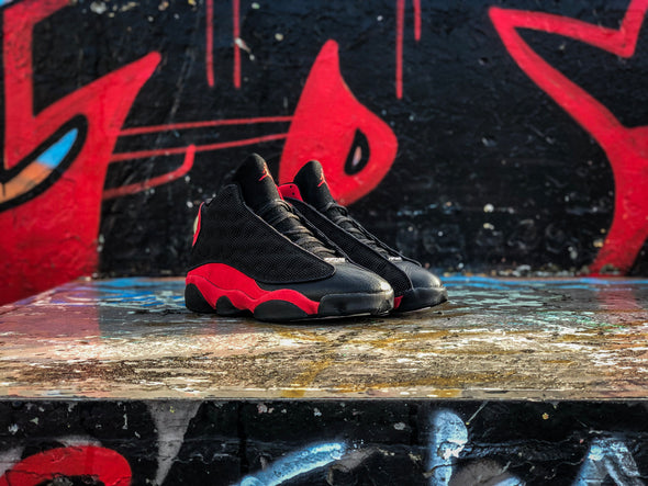 "Air Jordan 13 OG ""Black Red"" (1998)"
