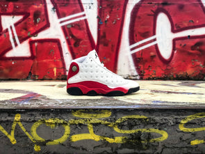 "Air Jordan 13 OG ""White Red"" (1998)"