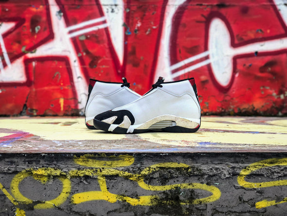Nike Air Jordan 14 retro OG white