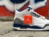 "Air jordan 3 Rétro ""True blue"""