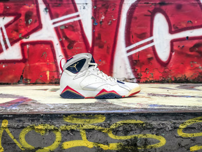 Nike air jordan 7 retro  Olympic