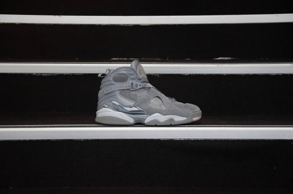 "Air Jordan 8 Rétro ""Cool Grey"""