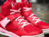 Nike Air Jordan 5 Flight 45 Valentines red
