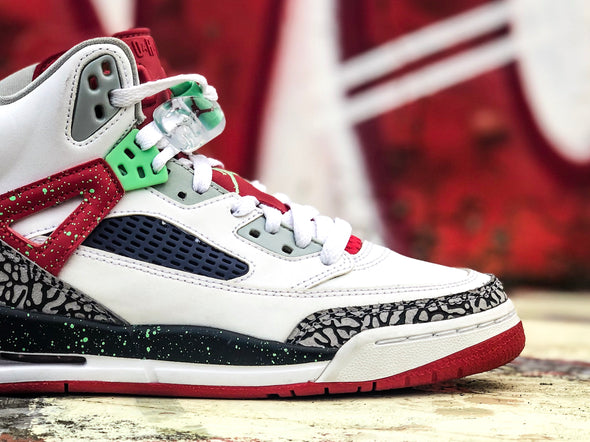 Nike Air Jordan Spizike White Light
