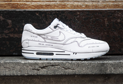 "Nike Air Max 1 ""Schematic Not For Resale"""