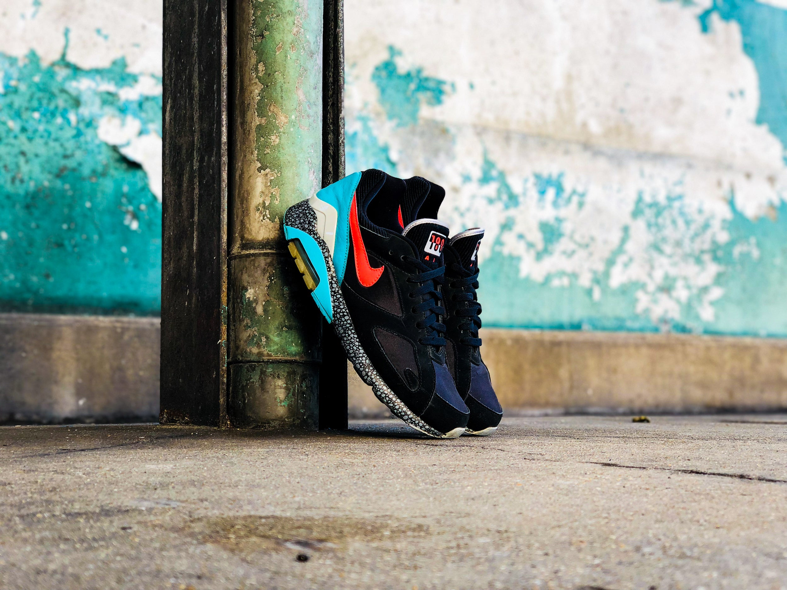 9e5e8bc719 ... italy size x nike air max 180 urban safari la boite collector 83829  73849