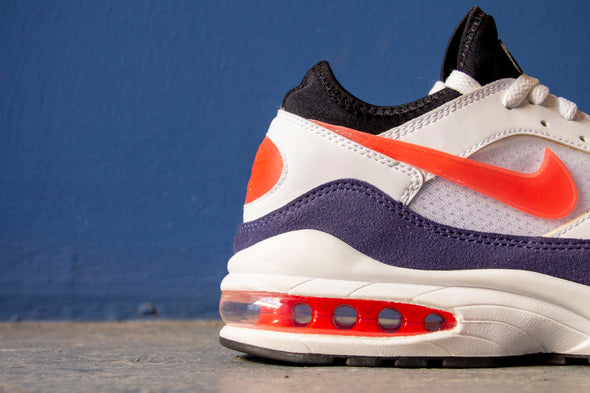 "Nike Air Max 93 ""Flame Red"""