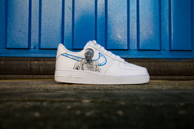 Nike Air Force 1 Mister V Custom X Commandant Custom