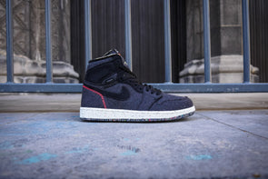 Air Jordan 1 High Zoom Space Hippie