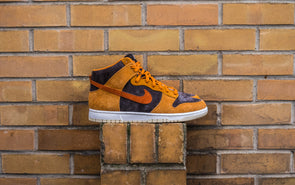 "Nike Dunk High PRM ""Dark Russet"""