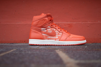 Air Jordan 1 Retro High Vintage Coral
