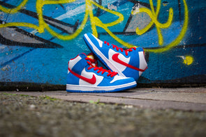 "Nike SB Dunk High ""Deraemon"""