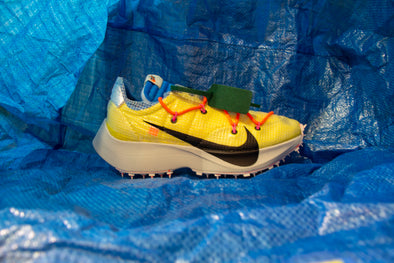 Off White X Nike Vapor Street Tour Yellow