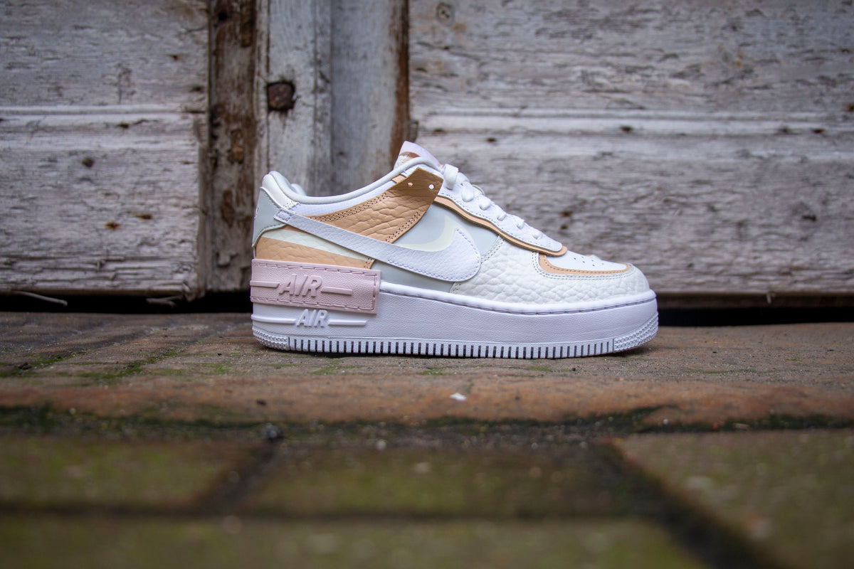 Air Force 1 Shadow Pale Ivory CI0919 101⎮La Boite