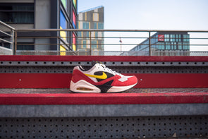 Nike Air Tailwind 92 White Tour Yellow Crimson