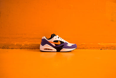 Nike Air Tailwind 92 Purple Orange