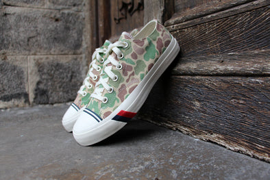 Pro Keds Royal Low Camo
