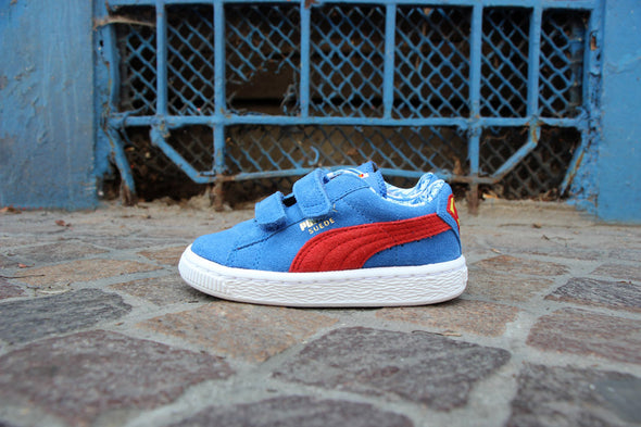 Puma Suede Kids Superman""""