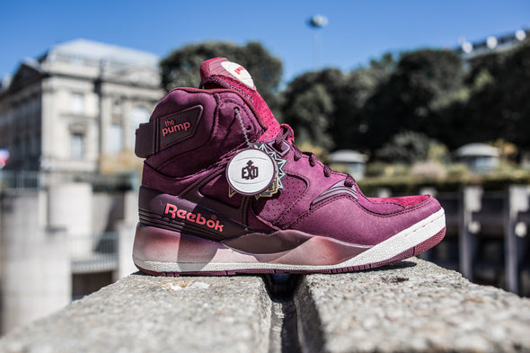 Reebok X LimitEDitions The Pump Certified