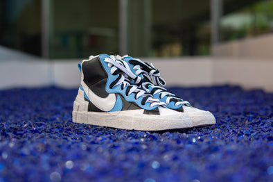 Sacai x Nike Blazer With The Dunk