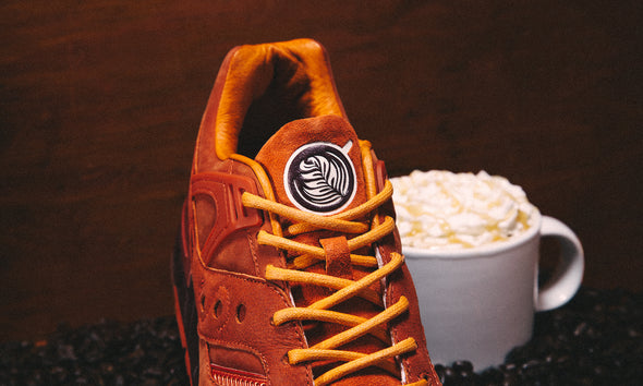 "Saucony GRID SD ""Pumpking"""