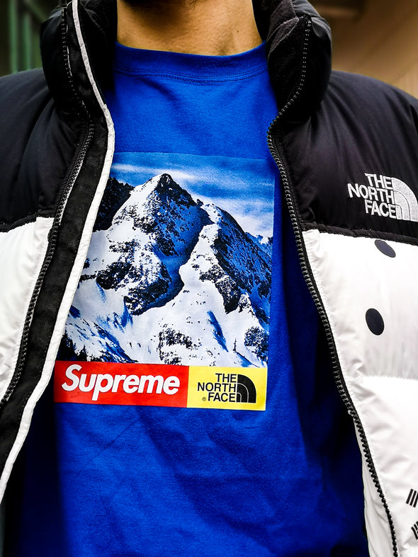 "Supreme x The North Face ""Mountain Tee"""
