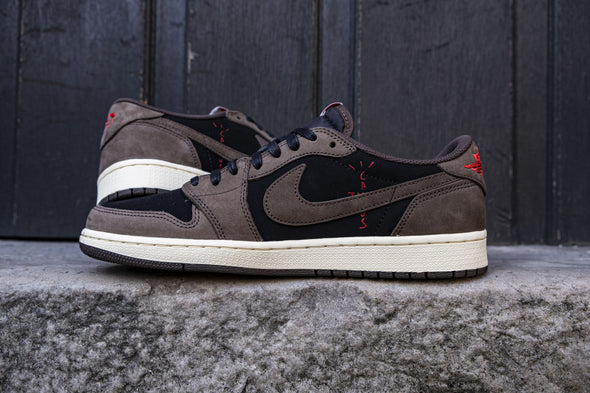 Travis Scott X Air Jordan 1 Low OG SP-T