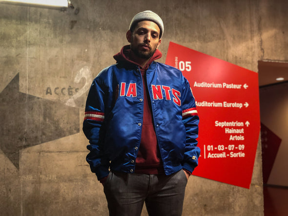 Starter Jacket Vintage Giants